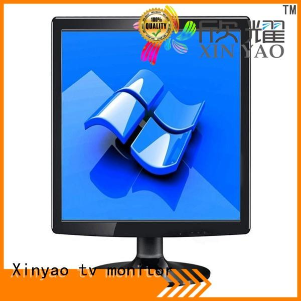 Xinyao LCD Brand 10 screen price mounted monitor lcd 17