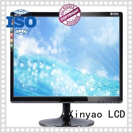Xinyao LCD 19 widescreen monitor factory price for lcd tv screen