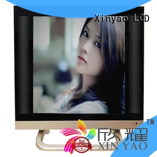 Xinyao LCD at discount 17 inch flat screen tv fashion design for tv screen