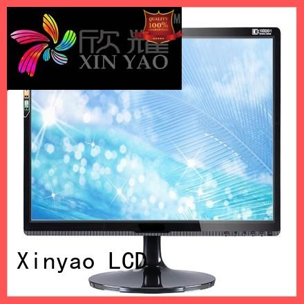 on-sale 19 widescreen lcd monitor supplier for lcd screen Xinyao LCD