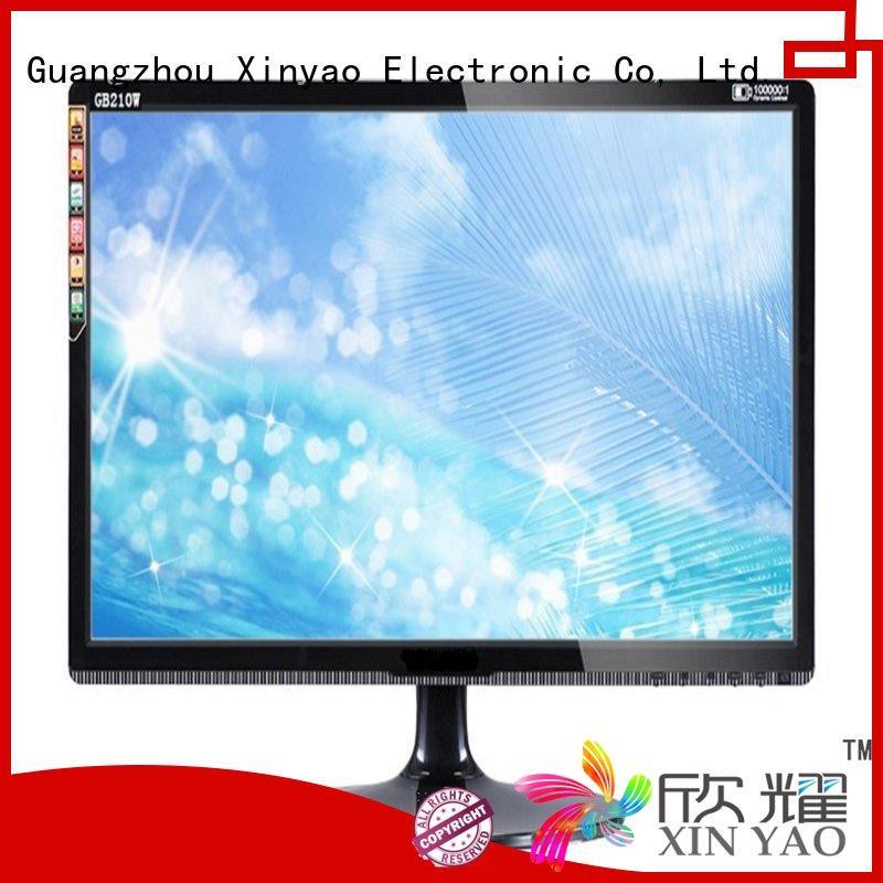 monitor 144hz 19 computer monitor 19 Xinyao LCD Brand company