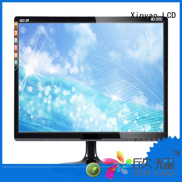 Xinyao LCD low price 18 hdmi monitor for lcd screen