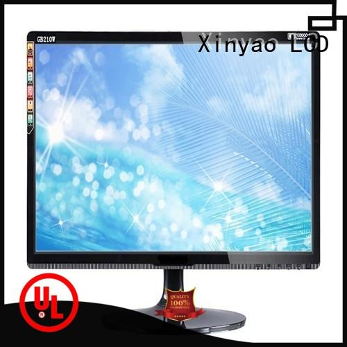 Xinyao LCD top product 19 inch monitor price factory price for tv screen