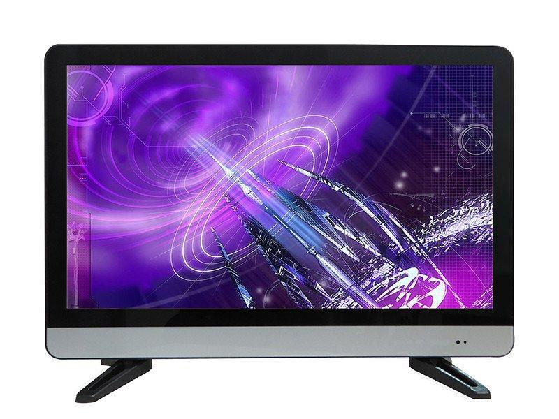 double glasses 22 in? led tv with dvb-t2 for lcd screen