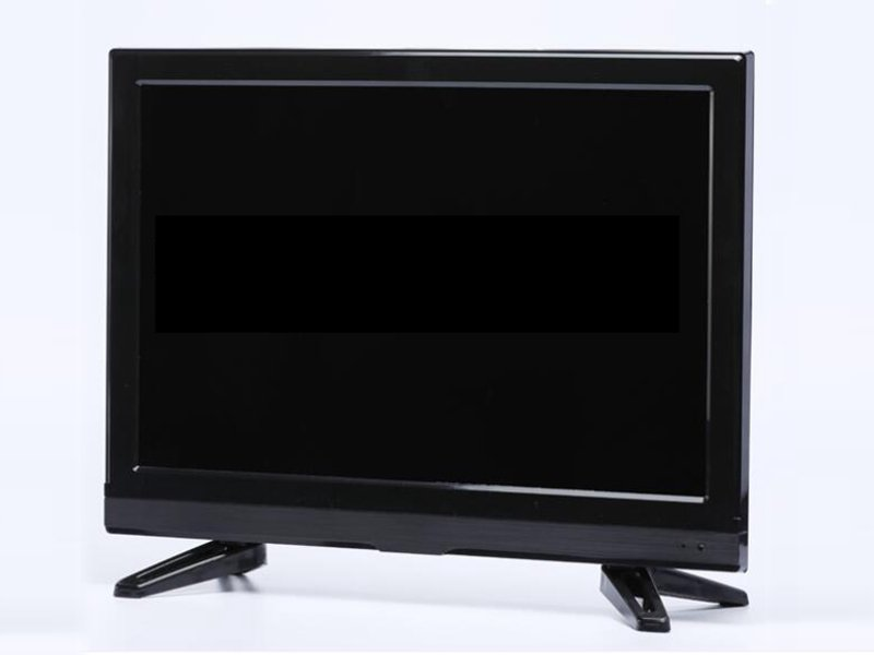 double glasses 22 in? led tv with dvb-t2 for lcd screen-5