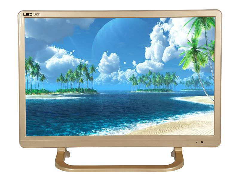 Xinyao LCD double glasses tv 22 led with dvb-t2 for lcd screen-1