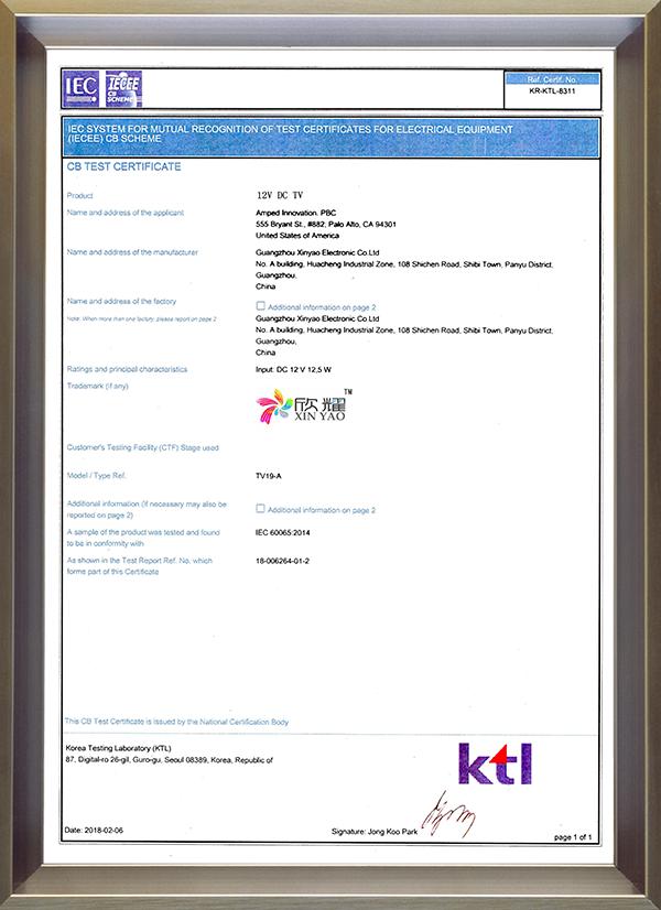 Xinyao LCD Array image90