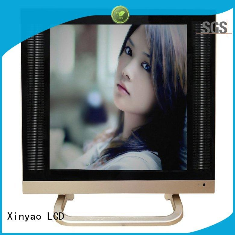 Xinyao LCD 17 inch tv price fashion design for tv screen