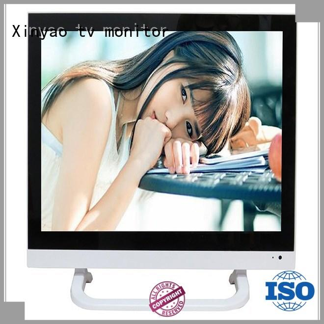 Xinyao LCD double glasses 22 inch tv 1080p with dvb-t2 for lcd tv screen