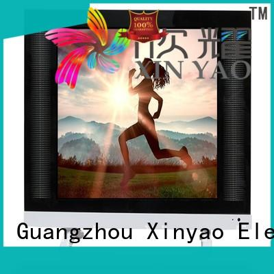 Xinyao LCD smart lcd tv 19 inch price with built-in hifi for tv screen