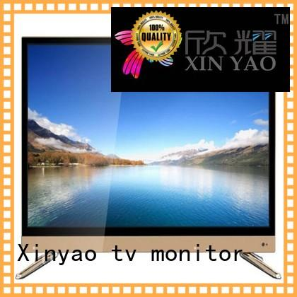 Xinyao LCD large size 32 hd led tv with wifi speaker for lcd tv screen