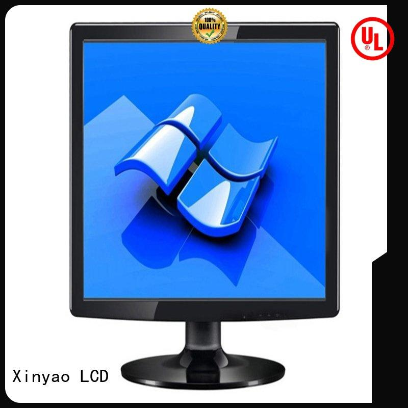 Xinyao LCD 17 inch lcd monitor price high quality for lcd tv screen