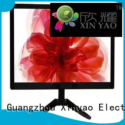 Hot flat 17 inch led monitor hd monitor Xinyao LCD Brand