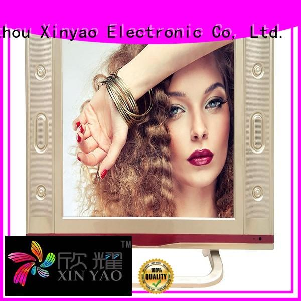 Xinyao LCD Brand 1080p 17fhd 12v 17 inch hd tv hdmi