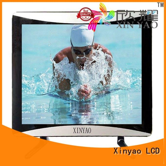 Xinyao LCD at discount 19 inch hd tv second for lcd screen