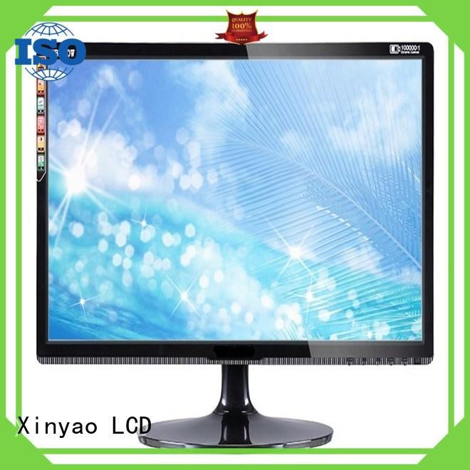 Xinyao LCD flat screen 19 computer monitor wholesale for tv screen