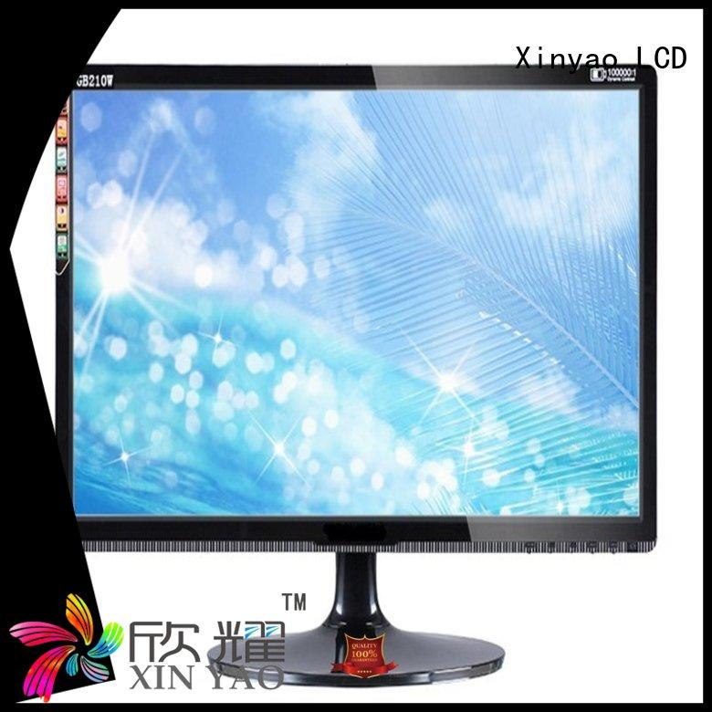 Xinyao LCD Brand inch system wide 18 computer monitor low