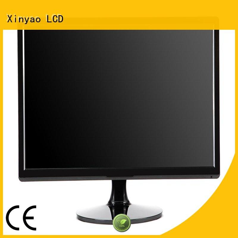 Xinyao LCD slim boarder 21.5 inch led monitor modern design for lcd screen