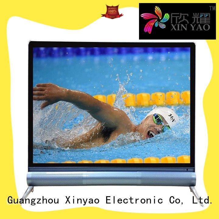 Xinyao LCD factory price 26 inch led tv with bis for tv screen