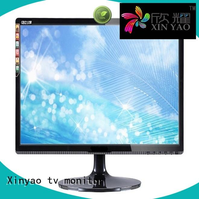 19 19 inch tft monitor bulk production for lcd screen Xinyao LCD