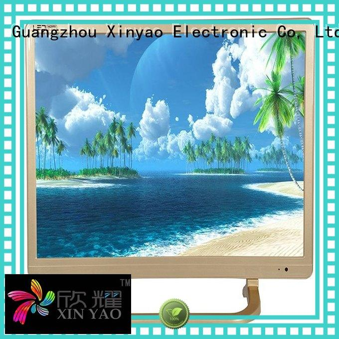 Xinyao LCD speaker 22 inch hdmi tv supplier for lcd tv screen