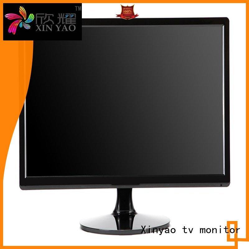 slim boarder 21.5 led monitor full hd for tv screen