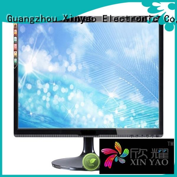 Xinyao LCD low 18 inch monitor bulk production for lcd screen