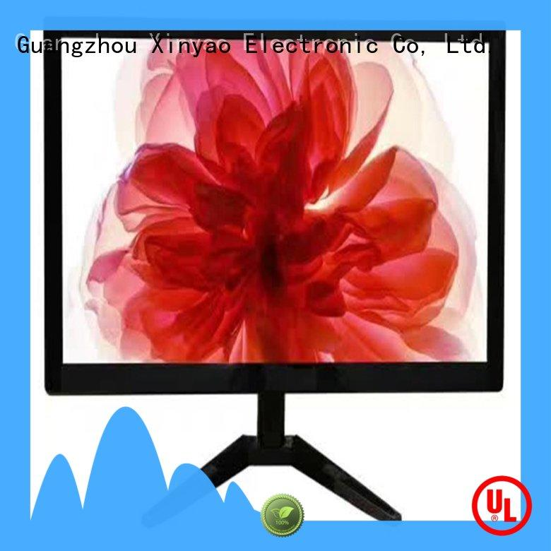 Xinyao LCD best price 17 inch widescreen monitor flat screen for lcd tv screen
