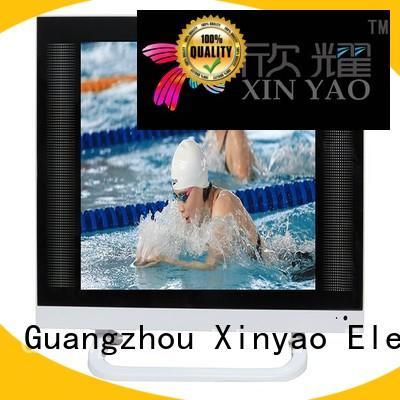 promotion 15 inch lcd flat screen tv Xinyao LCD