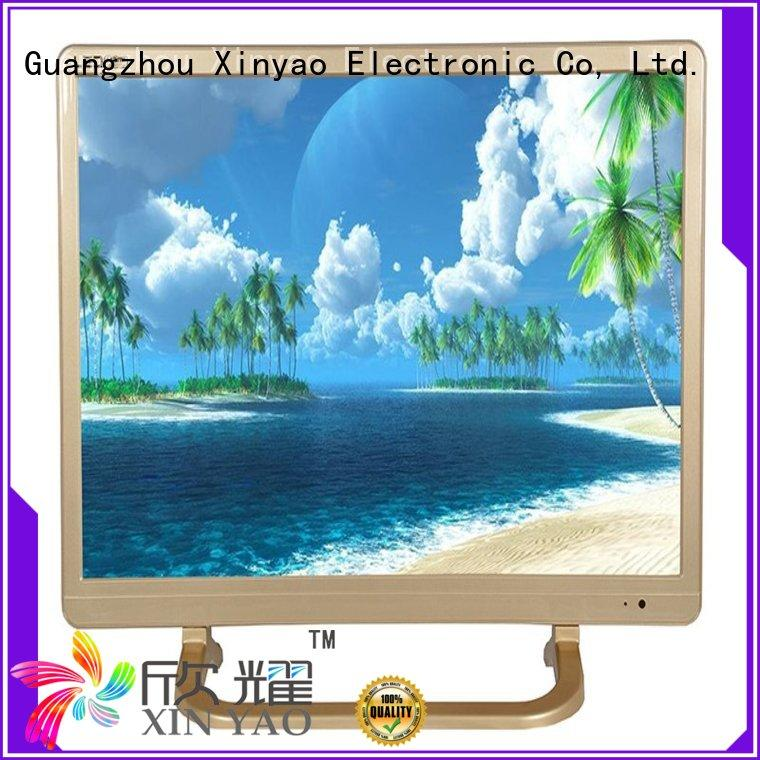Xinyao LCD double glasses 22 inch full hd led tv with dvb-t2 for tv screen