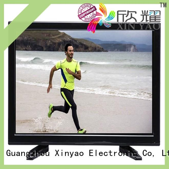 Xinyao LCD slim design 24 led tv 1080p big size for lcd tv screen