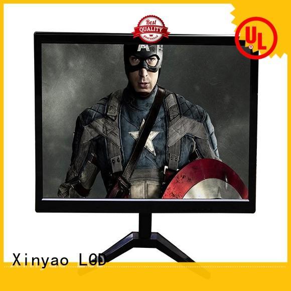 Best Buy LED Desktop Computer Monitor White color 17.1 inch LED Monitor