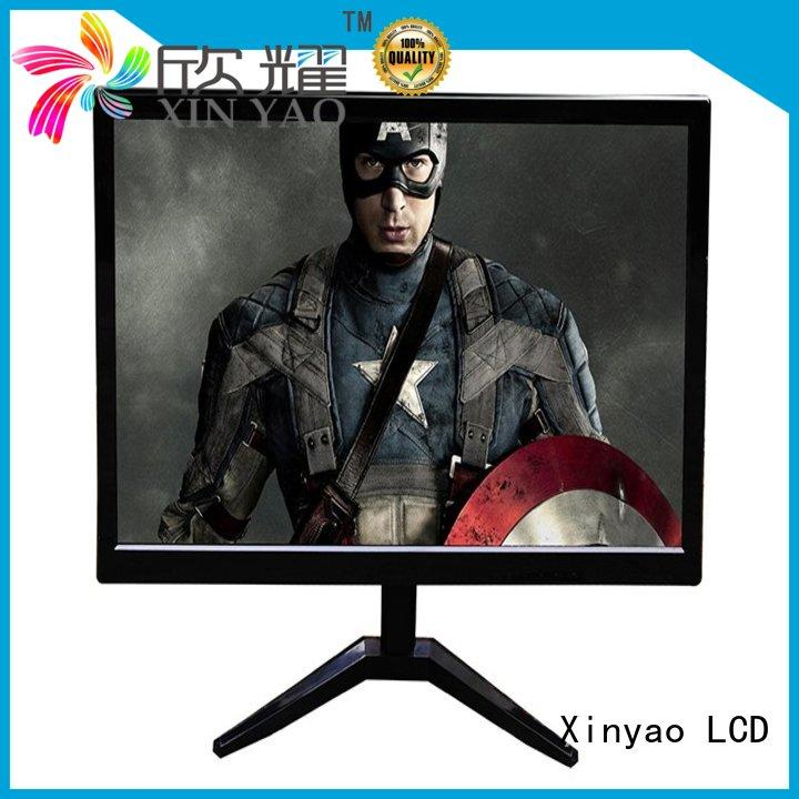 17 lcd monitor price desktop led color Xinyao LCD Brand monitor lcd 17