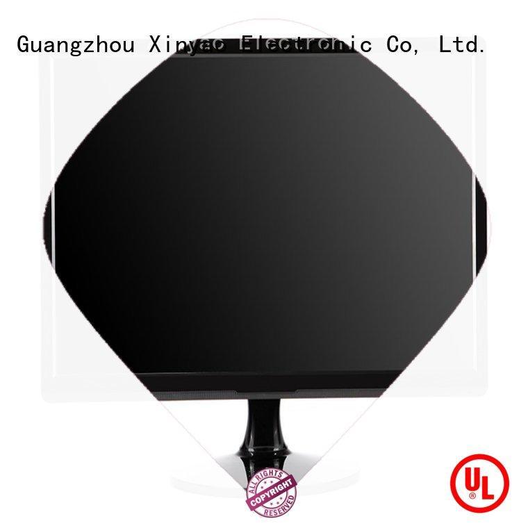 slim boarder 21.5 inch led monitor modern design for lcd tv screen