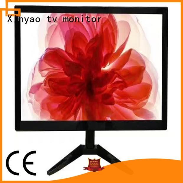 Xinyao LCD 17 inch 1080p monitor flat screen for tv screen