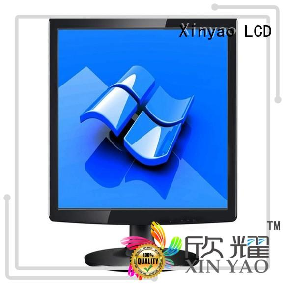 ultrathin monitor OEM monitor lcd 17 Xinyao LCD
