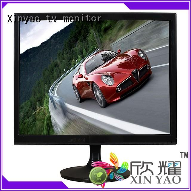 Xinyao LCD slim body 24 inch led monitor manufacturer for lcd tv screen