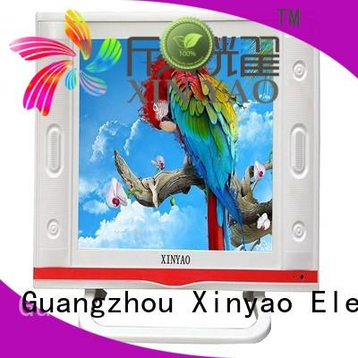 Xinyao LCD smart lcd tv 19 inch price with built-in hifi for lcd screen