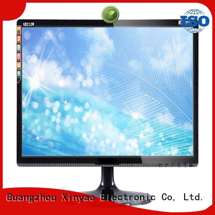 Xinyao LCD flat screen 19 computer monitor wholesale for tv screen