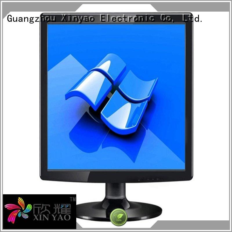 Xinyao LCD latest 17 inch lcd monitor price best price for lcd tv screen