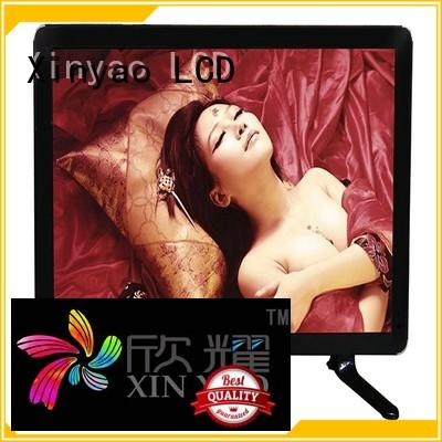 Xinyao LCD Brand 24inch chinese open 24 inch led tv manufacture