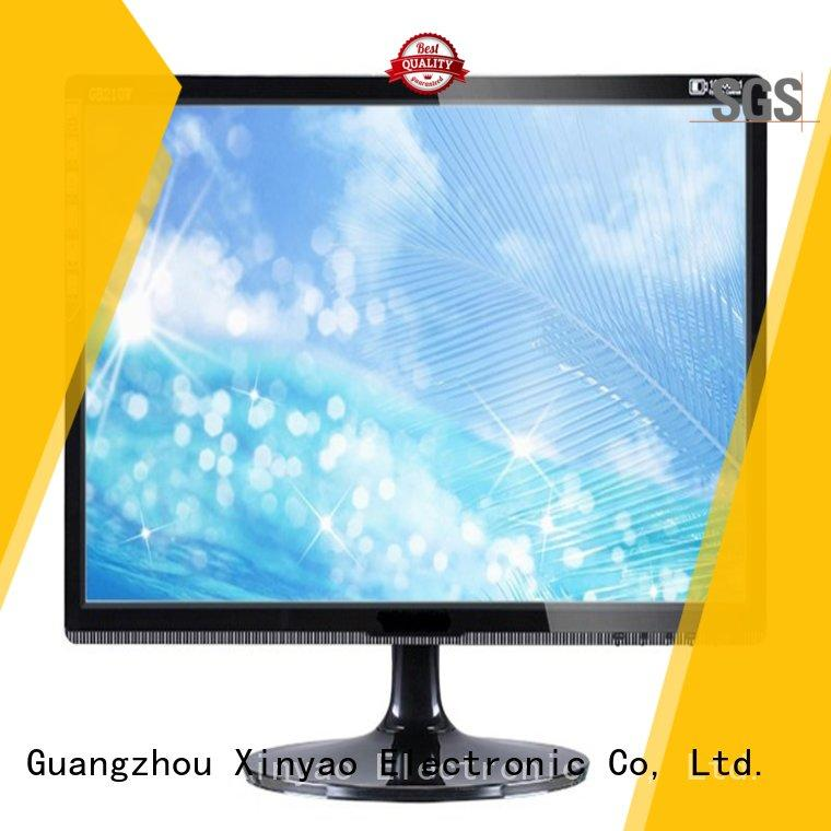 Xinyao LCD low price monitor 18.5 inch price with laptop panel for lcd tv screen