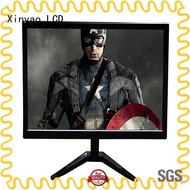 Xinyao LCD big screen 17 lcd monitor factory price for lcd tv screen