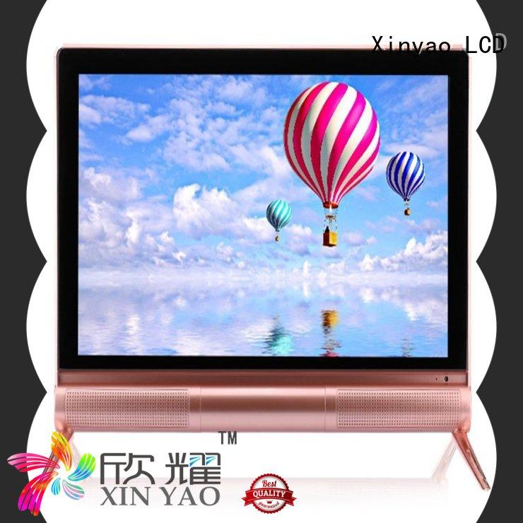 Xinyao LCD slim design 24 inch led tv big size for lcd screen
