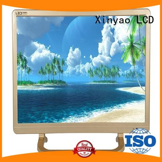 Xinyao LCD double glasses 22 inch smart led tv for lcd tv screen
