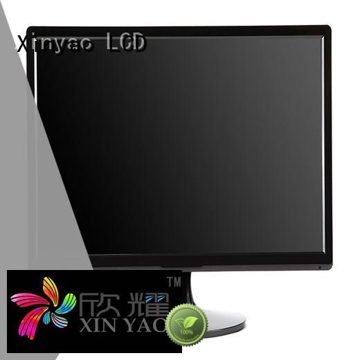 slim boarder 21.5 inch led monitor modern design for tv screen