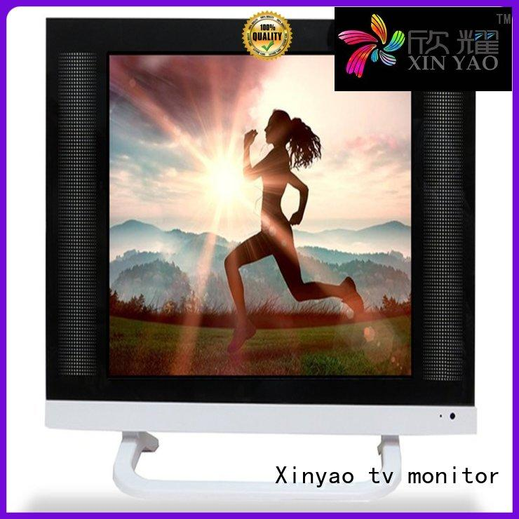 Xinyao LCD oem lcd tv 19 inch price with built-in hifi for lcd screen