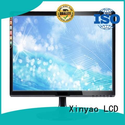full hd display 18.5 inch monitor with laptop panel for tv screen