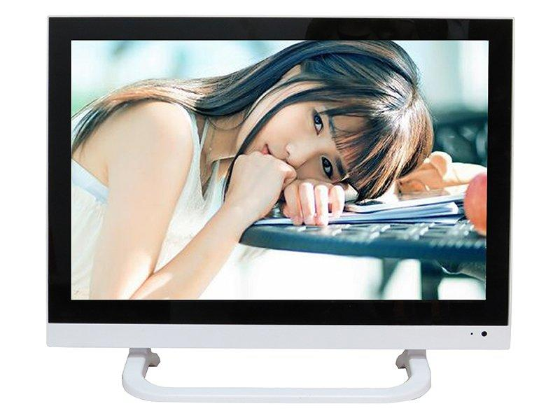 double glasses 22 inch tv 1080p with dvb-t2 for lcd tv screen-1