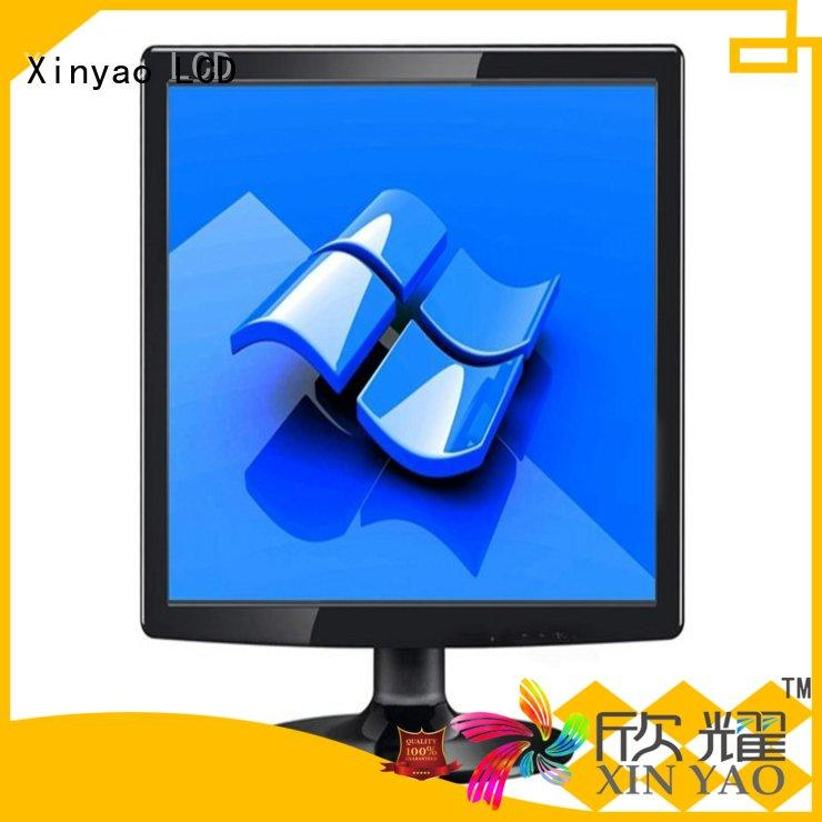 price hd monitors 17 lcd monitor price Xinyao LCD manufacture